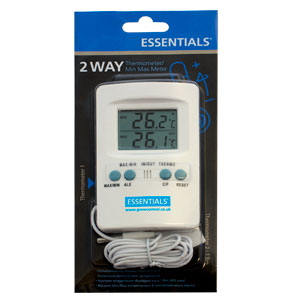 Digital - Thermometer/Min Max Meter